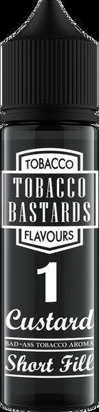 Bilde av Tobacco Bastards - No.01 Custard, Ejuice 50/60 ml