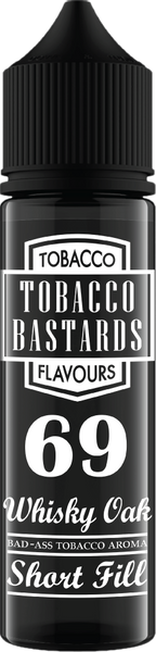 Bilde av Tobacco Bastards - No.69 Whisky Oak Flavour,