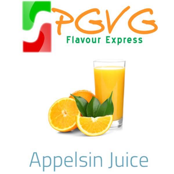 Bilde av PGVG Flavour Express - Appelsin Juice, Aroma