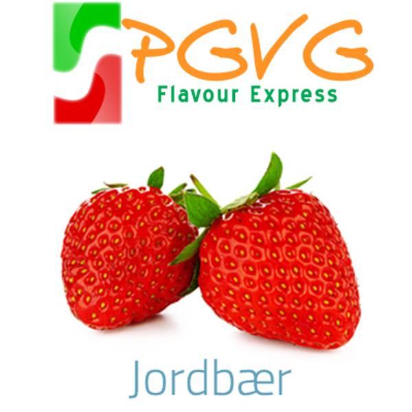 Bilde av PGVG Flavour Express - Jordbær, Aroma