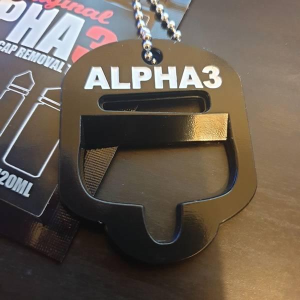 Bilde av Alpha 3 Flaskeåpner for Shortfill flasker