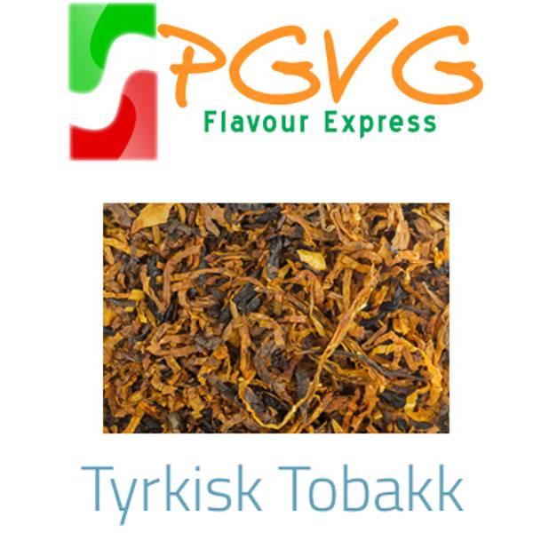 Bilde av PGVG Flavour Express - Tyrkisk Tobakk, Aroma