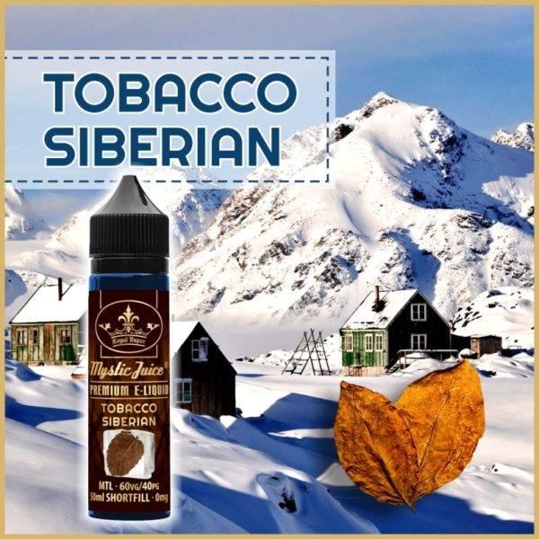 Bilde av Mystic Juice Tobacco Siberian , Ejuice 50/60ml