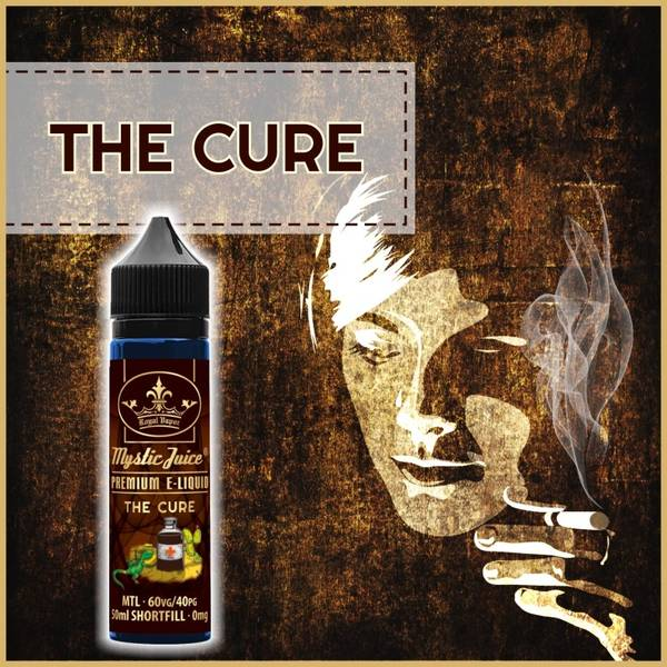 Bilde av Mystic Juice The Cure , Ejuice 50/60ml