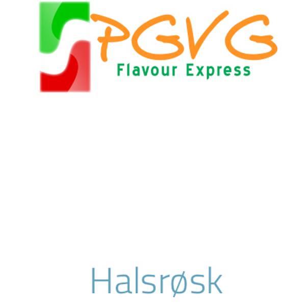 Bilde av PGVG Flavour Express - Halsrøsk, Aroma