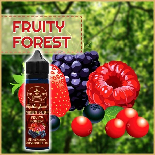 Bilde av Mystic Juice Fruity Forest , Ejuice 50/60ml