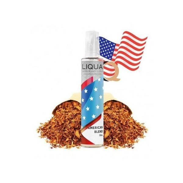 Bilde av Liqua Mix - American Blend, Ejuice 50/70ml