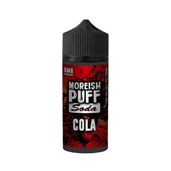 Bilde av Moreish Puff - Soda Original Cola, Ejuice 100/120