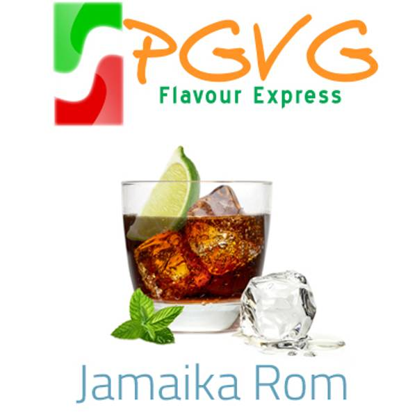 Bilde av PGVG Flavour Express - Jamaika Rom, Aroma