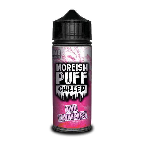 Bilde av Moreish Puff - Chilled Pink Raspberry, Ejuice