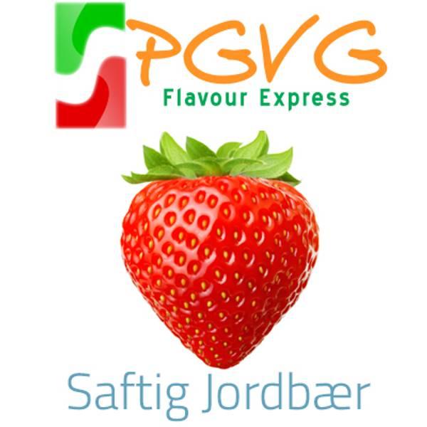 Bilde av PGVG Flavour Express - Saftig Jordbær, Aroma