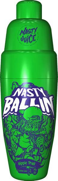 Bilde av Nasty Juice Hippie Trail (Ballin), Ejuice 50/60