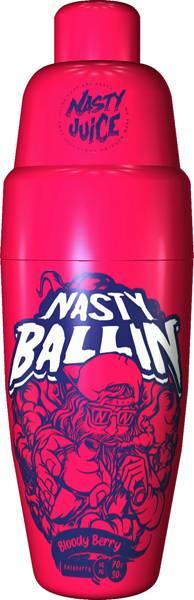 Bilde av Nasty Juice Bloody Berry (Ballin), Ejuice 50/60