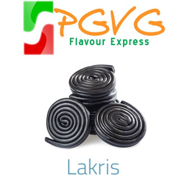 Bilde av PGVG Flavour Express - Lakris, Aroma