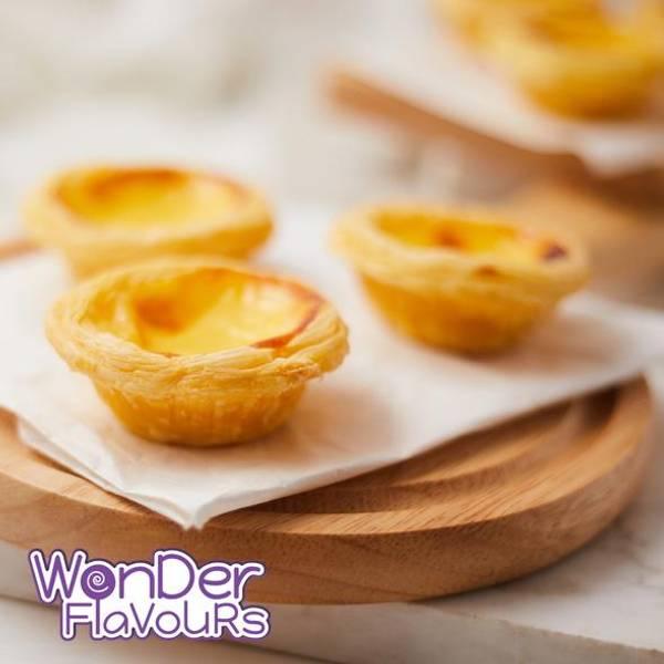 Bilde av Wonder Flavours (WF) - Portuguese Egg Tart SC,