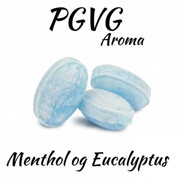 Bilde av PGVG - Menthol og Eucalyptus , Aroma