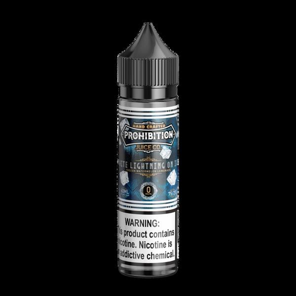 Bilde av White Lightening Ice , Prohibition Juice Co,