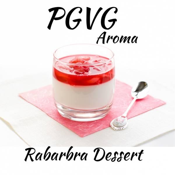 Bilde av PGVG - Rabarbra Dessert , Aroma