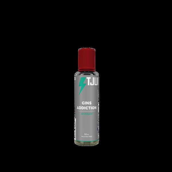 Bilde av T-Juice - Gins Addiction, Ejuice 50/60 ml