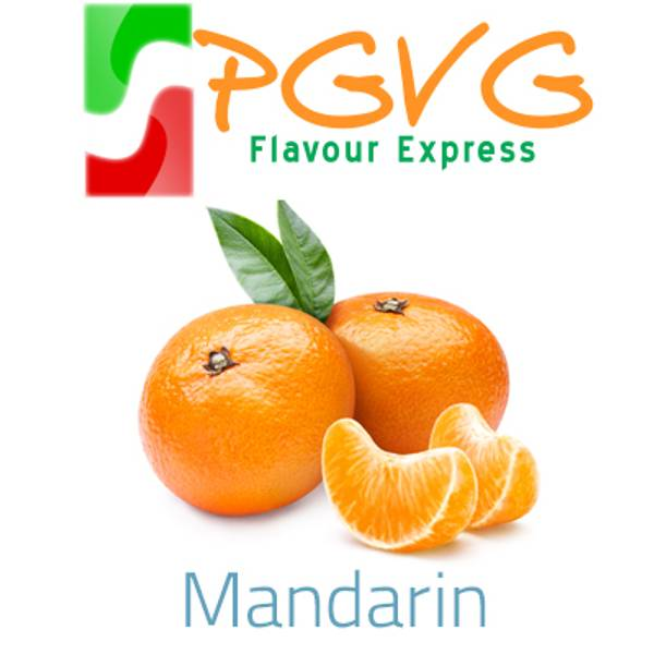 Bilde av PGVG Flavour Express - Mandarin, Aroma