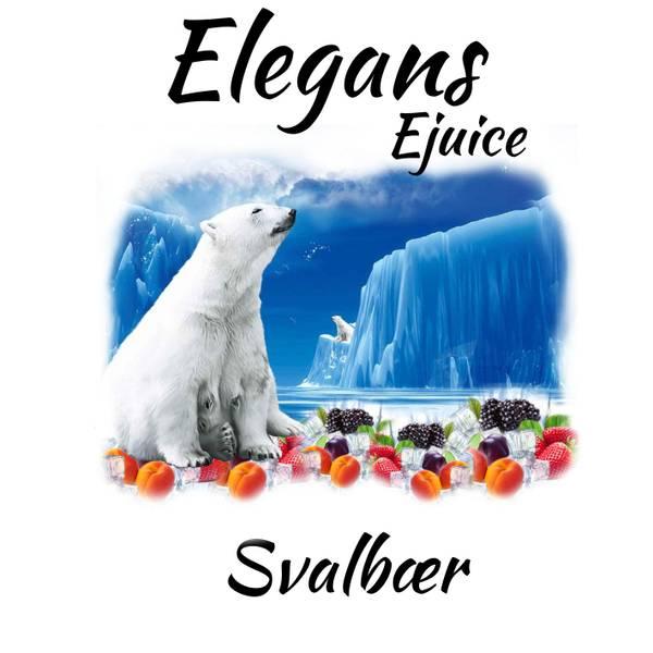 Bilde av Elegans - Svalbær, Ejuice 50/60 ml