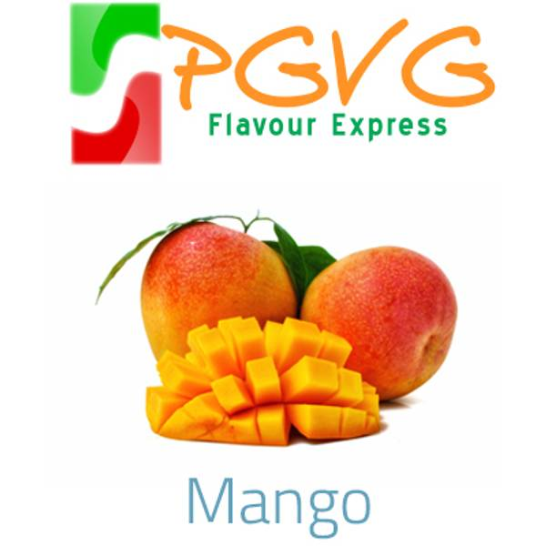 Bilde av PGVG Flavour Express - Mango, Aroma