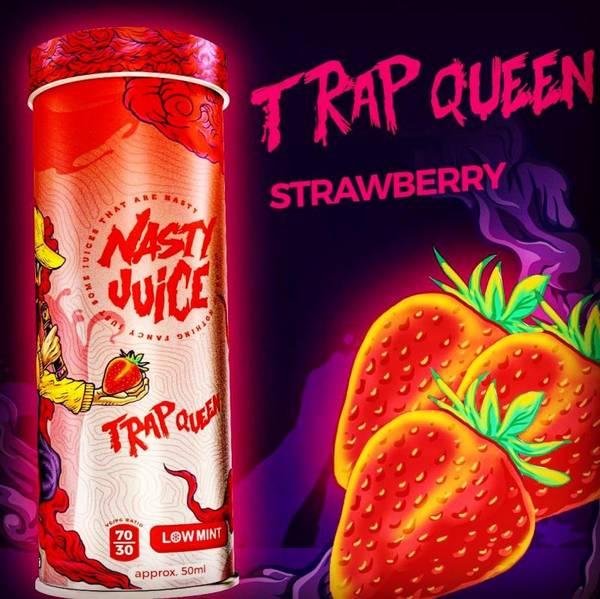 Bilde av Nasty Juice Trap Queen, Ejuice 50/60ML