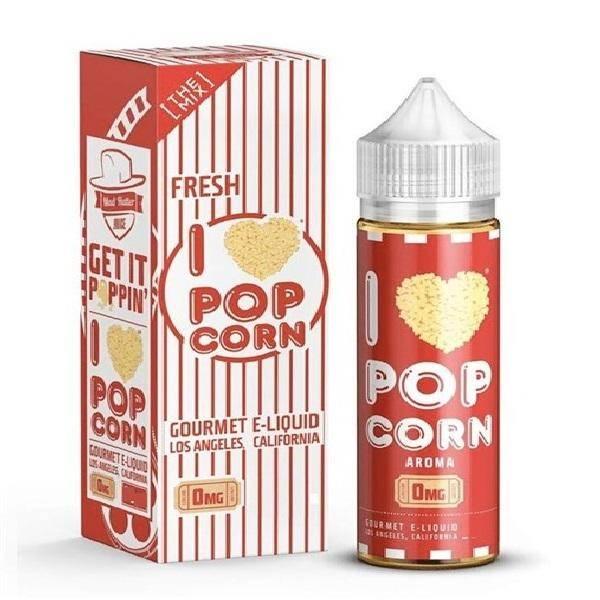 Bilde av Madhatter - I Love Popcorn, Ejuice 80/100 ml