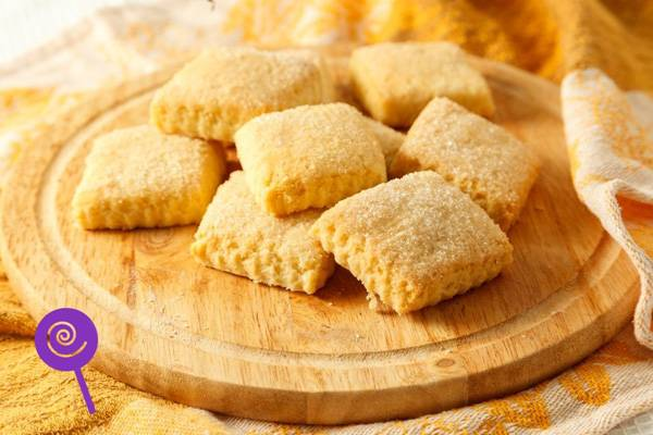 Bilde av Wonder Flavours (WF) - Shortbread Cookies SC,
