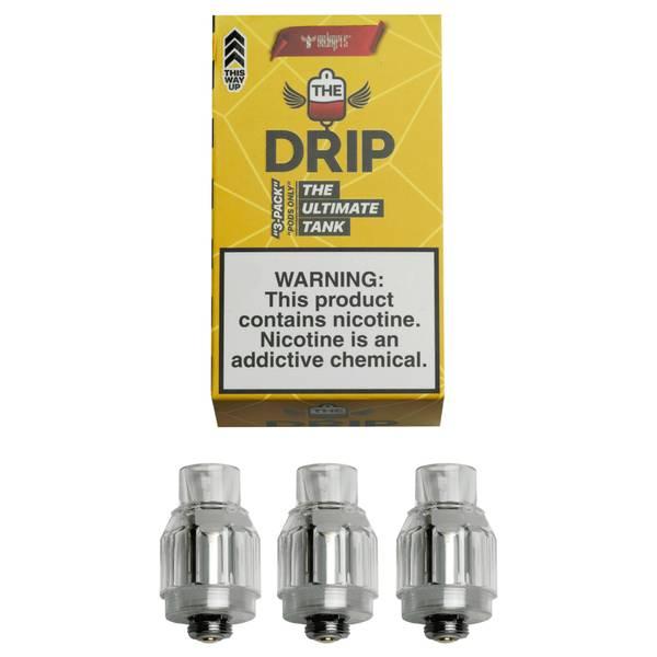 Bilde av Dr Vapes The Drip Tank, Erstatningspodder 3pack
