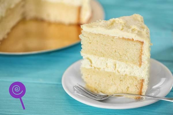 Bilde av Wonder Flavours (WF) - Fluffy White Cake SC,