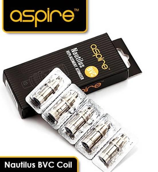 Bilde av Aspire - Nautilus BVC Coil (5pk)