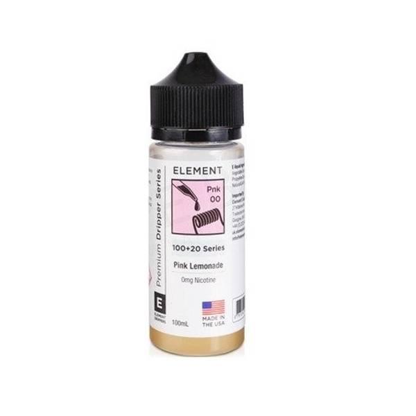 Bilde av Element E-Liquid - Pink Lemonade, Ejuice 100/120