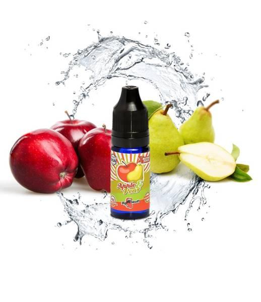 Bilde av Big Mouth Retro - Apple & Pear, Konsentrat 30 ml