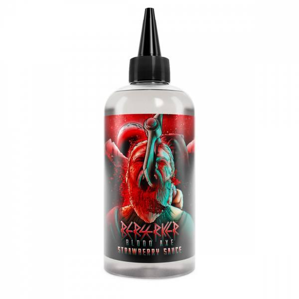 Bilde av Berserker Blood Axe Strawberry Sauce, Ejuice