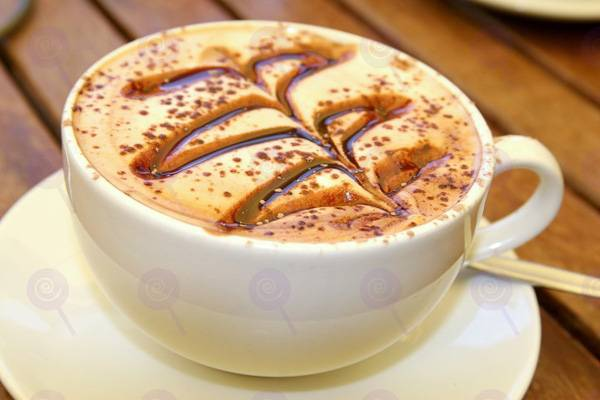 Bilde av Wonder Flavours (WF) - Smooth Cappuccino Cream,