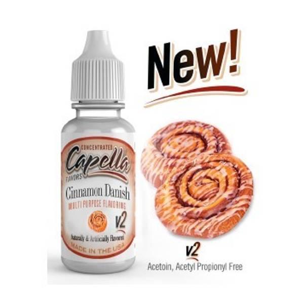 Bilde av Capella (CAP) - Cinnamon Danish Swirl V2, Aroma