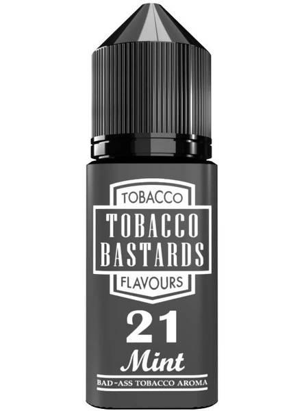 Bilde av Tobacco Bastards No.21 Mint Konsentrat 30ml