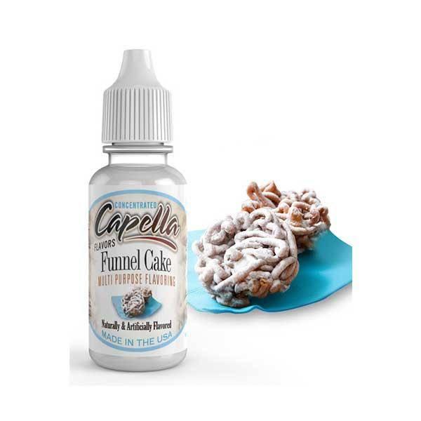Bilde av Capella (CAP) - Funnel Cake, Aroma