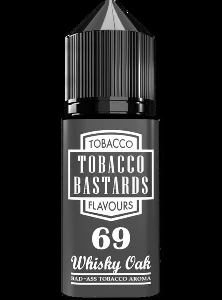 Bilde av Tobacco Bastards No.69 Whiskey Oak Konsentrat