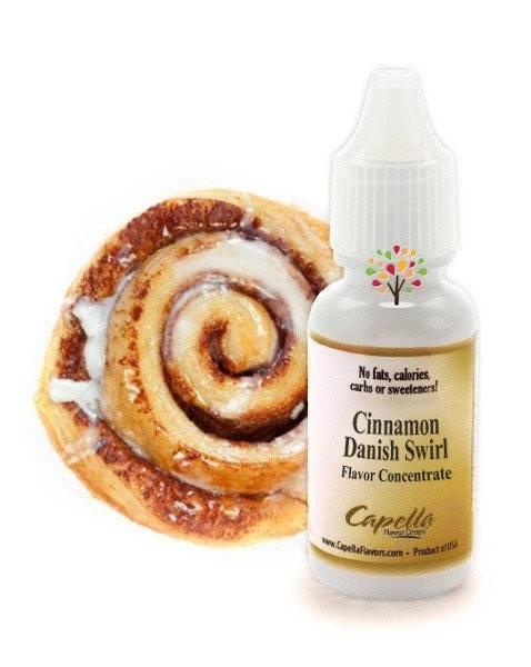 Bilde av Capella (CAP) - Cinnamon Danish Swirl, Aroma