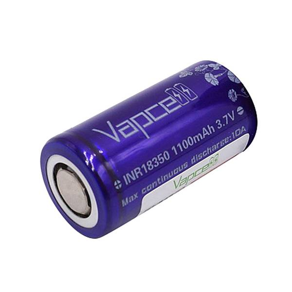 Bilde av Vapcell - INR 18350, Batteri 1100 mAh