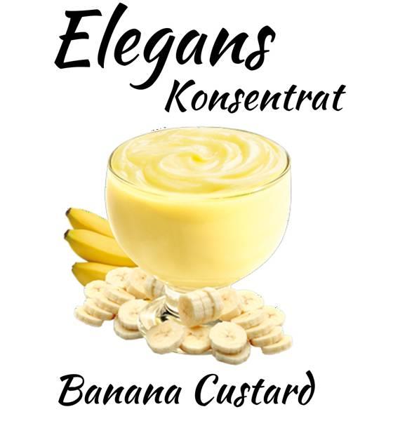 Bilde av Elegans - Banana Custard, Konsentrat 30 ml