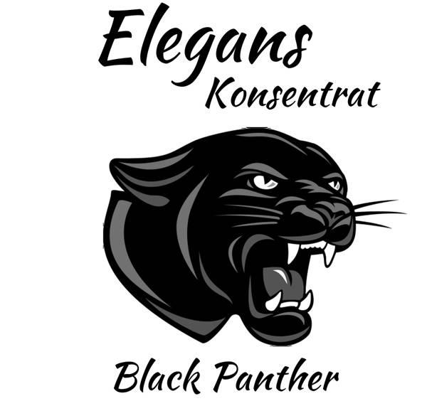 Bilde av Elegans - Black Panther, Konsentrat 30 ml
