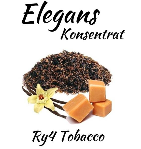 Bilde av Elegans - Ry4 Tobacco, Konsentrat 30 ml