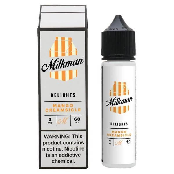 Bilde av The Milkman - Delights Mango Creamsicle ,Ejuice