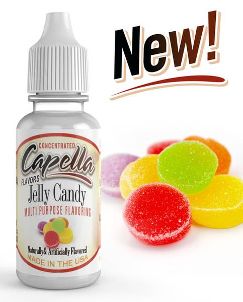 Bilde av Capella (CAP) - Jelly Candy, Aroma