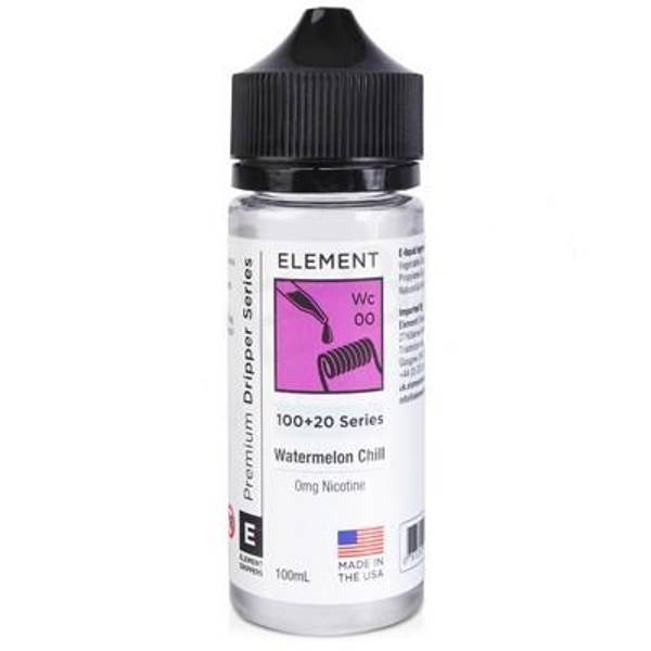 Bilde av Element E-Liquid - Watermelon Chill, Ejuice