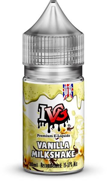 Bilde av IVG - Vanilla Milkshake, Konsentrat 30 ml