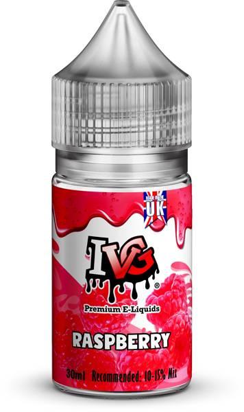 Bilde av IVG - Raspberry, Konsentrat 30 ml